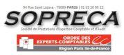 Sopreca Expert-Comptable à Paris, 75009, France
